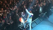 Fabolous Gets Cheers at Lil' Kim Concert after Violent Video Surfaces