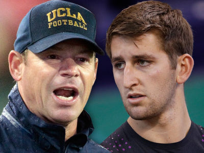 Jim Mora Says Josh Rosen's a Millennial, Needs Brain Stimulation