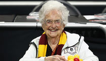 Sister Jean Has No NCAA Title Game Party Plans, 'Taking a Break'