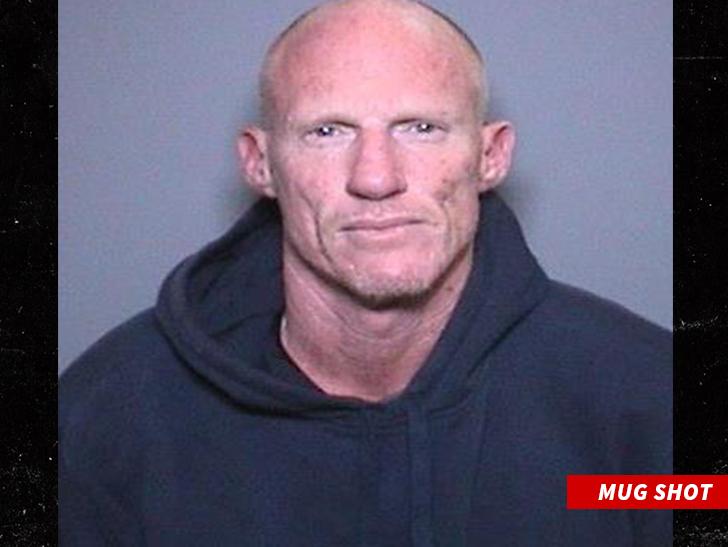Former Raiders QB Todd Marinovich Arrested Again
