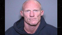 Todd Marinovich Arrested Again, Back In Jail