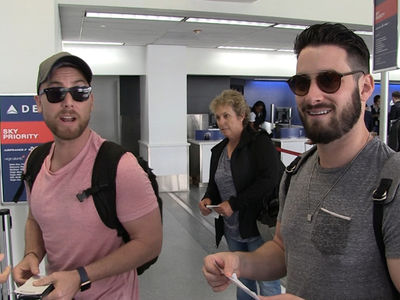Lance Bass and Hubby Can't Decide Whose Sperm They'll Use for Baby