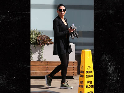 Jenna Dewan Spotted in L.A. Day After Channing Tatum Split