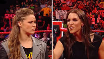 Ronda Rousey Mocked By Steph McMahon: 'We Know How You Handle Losses'