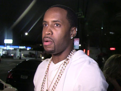Safaree's Armed Robbery Suspects Captured After Police Chase