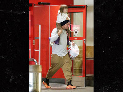 Channing Tatum Takes Daughter Shopping at Target After Jenna Dewan Split