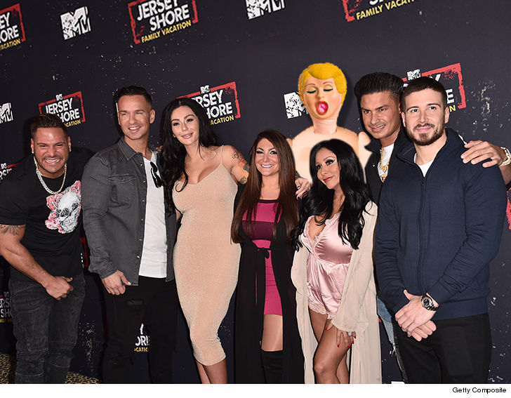 Jersey Shore Reunion Sammi Sweetheart Returns As Sex Doll Tmz