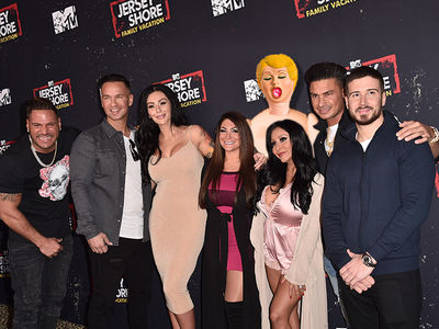 'Jersey Shore' Reunion: Sammi Sweetheart Returns As Sex Doll