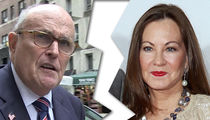 Rudy Giuliani's Wife Judith Files for Divorce After 15 Years
