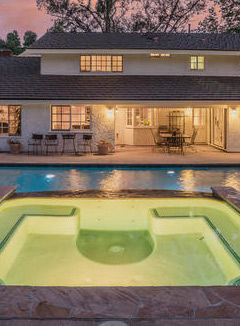 Scott Disick's New Hidden Hills House