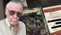 Stan Lee's Stolen Blood For Sale on 'Black Panther' Comic Books