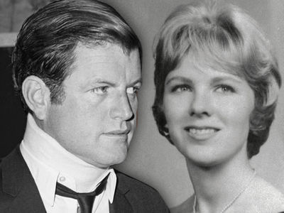CIA Operative Says Ted Kennedy Didn't Know Mary Jo Kopechne Was in the Car at Chappaquiddick