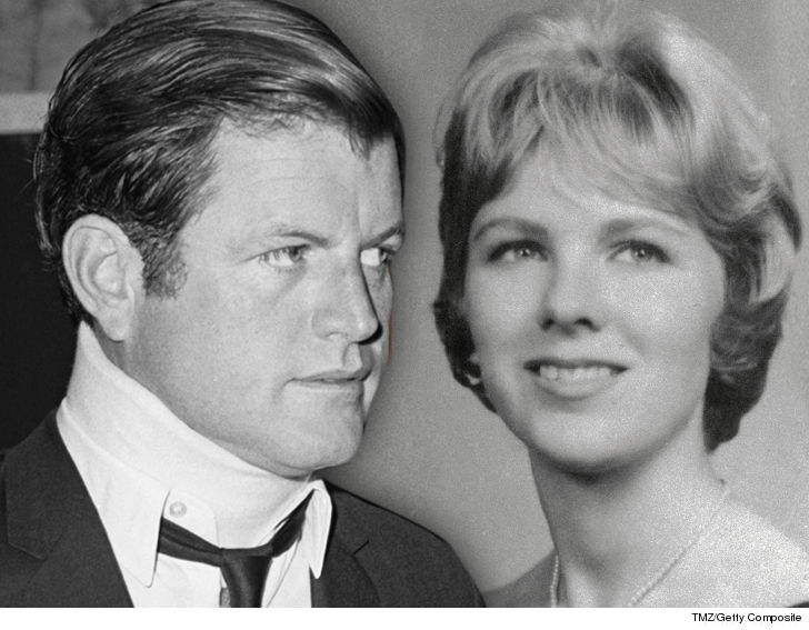 Cia Operative Says Ted Kennedy Didnt Know Mary Jo Kopechne Was In