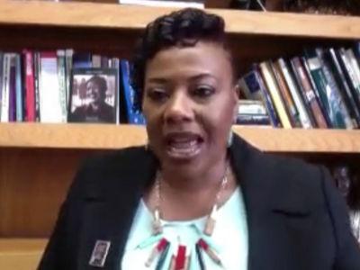 Martin Luther King Jr.'s Daughter Bernice Says Trump's Anniversary Tweet Rings Hollow
