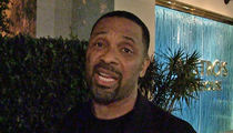 Mike Epps Says Ronald Reagan's Hearing Aid Stunt Wouldn't Fly with a Black Woman