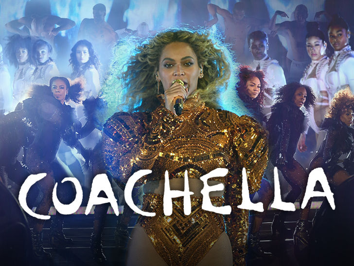 Beyonce will have no shortage of dancers for her Coachella performance ... going from 8 to 100 in a week.