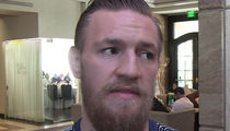 Conor McGregor Calls UFC a Bunch Of 'C*nts'