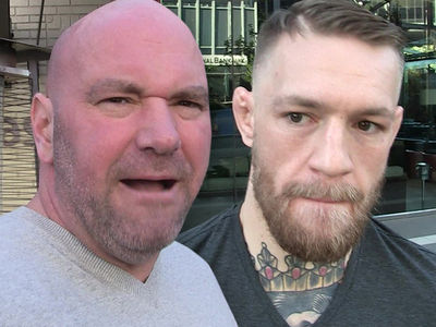 Dana White Says Warrant Issued for Conor McGregor's Arrest After Bus Attack
