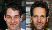 Paul Rudd -- Good Genes or Good Docs?