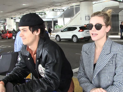 'Riverdale' Stars Cole Sprouse and Lili Reinhart Confirm They're Dating