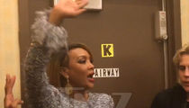 Vivica A. Fox Responds to Fur Protesters with Holy Wish