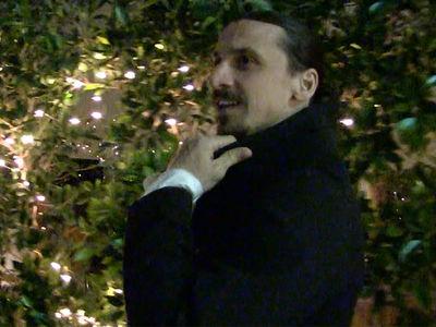 Zlatan Ibrahimovic Says Bring on Hollywood, I'm the Next Jason Bourne!