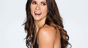 Danica Patrick Shows Off Stunning ACM Awards Dress In Red-Hot Instagram