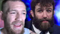 UFC's Michael Chiesa Files Police Report Against Conor McGregor After Bus Attack