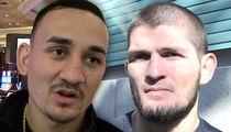 Max Holloway vs. Khabib UFC 223 Fight Canceled, Holloway Not Medically Cleared