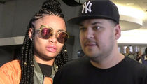 Blac Chyna Ready to Battle Rob Kardashian Over Custody of Dream