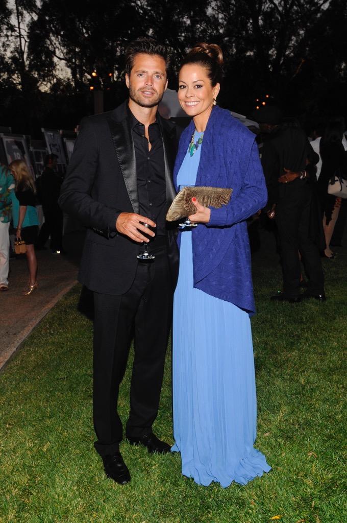 Brooke Burke And David Charvet Together | Photo 1 | TMZ.com