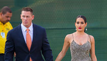 John Cena, Ronda Rousey Hit Up New Oreleans for Wrestlemania 34