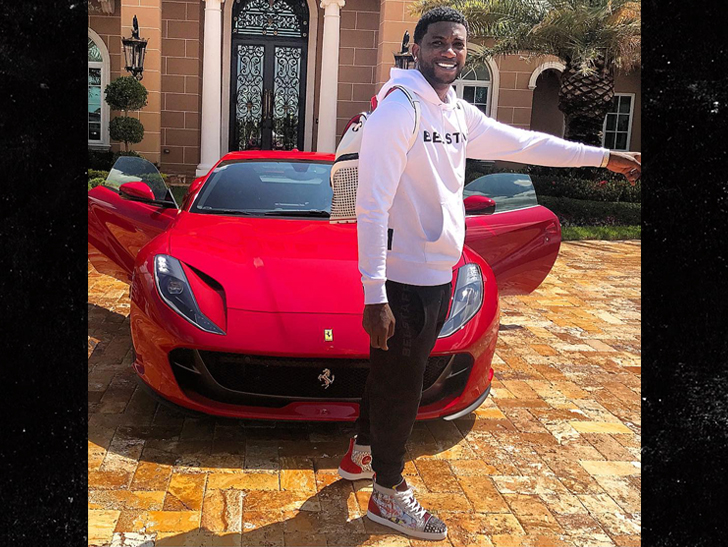 Gucci Mane Ainu0027t Close To Your Regular Luxury Sports Car Shopper, Not Even  For One Of The Newest Ferrari Models Out    He Jumps Right To The Front Of  A Long ...