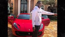 Gucci Mane Cuts Three Year Line to Buy New $600k Ferrari