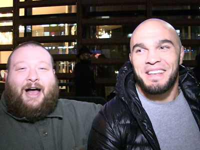 Action Bronson Would Cater a Street Fight Between Conor and Khabib