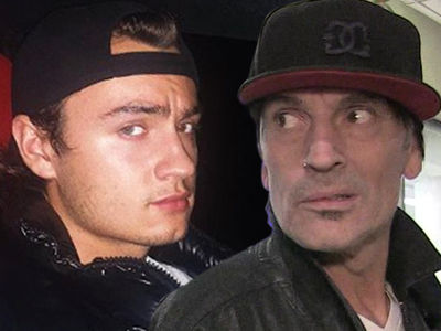 Tommy Lee Doesn't Want Son Brandon Prosecuted, D.A. Rejects Case