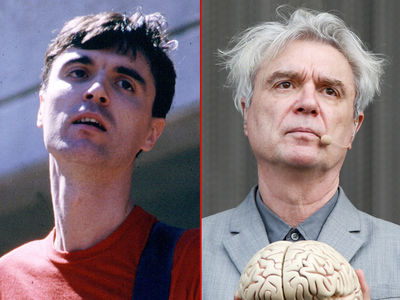 David Byrne -- Good Genes or Good Docs?