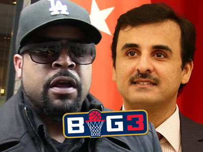 Ice Cube Rips Emir of Qatar, Don't Threaten BIG3 Players!