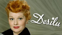 Lucille Ball's Old Company, Desilu Studios, Sues CBS