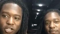 Shaquem Griffin Getting Looks from My Seahawks, Says Twin Bro Shaquill