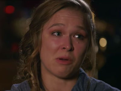 Ronda Rousey Confronts Dad's Suicide On 'Hollywood Medium'