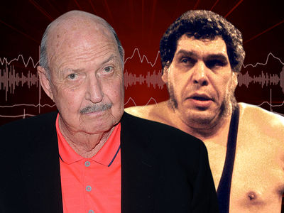 WWE's 'Mean' Gene Okerlund Says Andre the Giant Crushed Him in Drinking Contests