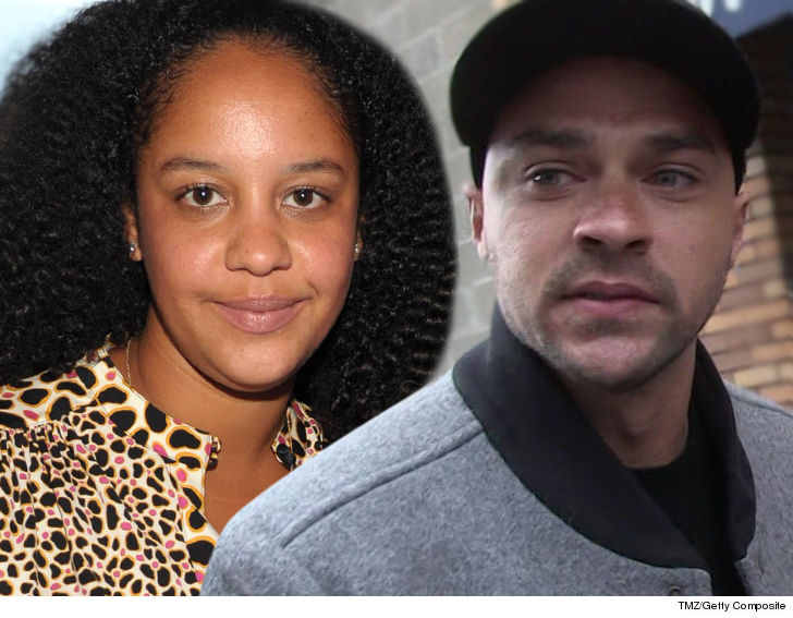 Jesse Williams Estranged Wife Wants More Child Support Tmz
