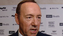 Kevin Spacey's Sex Crimes Case Under Review by L.A. District Attorney