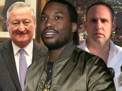 Meek Mill Gets Another High-Profile Prison Visit from Philadelphia Mayor and 76ers Owner