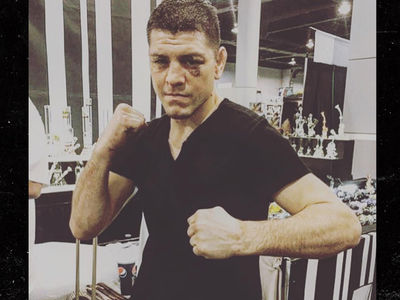 Nick Diaz Teases UFC Return, 'Back Where We Left Off'