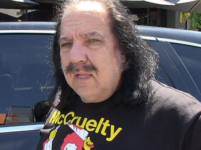 Ron Jeremy Alleged Sexual Battery Case Turned Over to D.A.