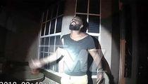 Body Cam Video of Nick Gordon's Domestic Violence Arrest, Girlfriend Said He's Suicidal