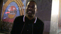 Tony Rock Says 'Everybody Cheats on Kardashians'