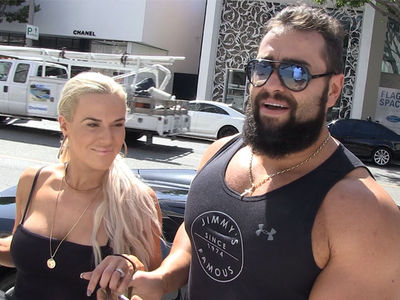WWE's Rusev & Lana Say Rusev's Gonna Retire The Undertaker, Crush His Old Ass!